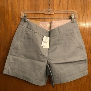 J Crew Factory City Fit Shorts